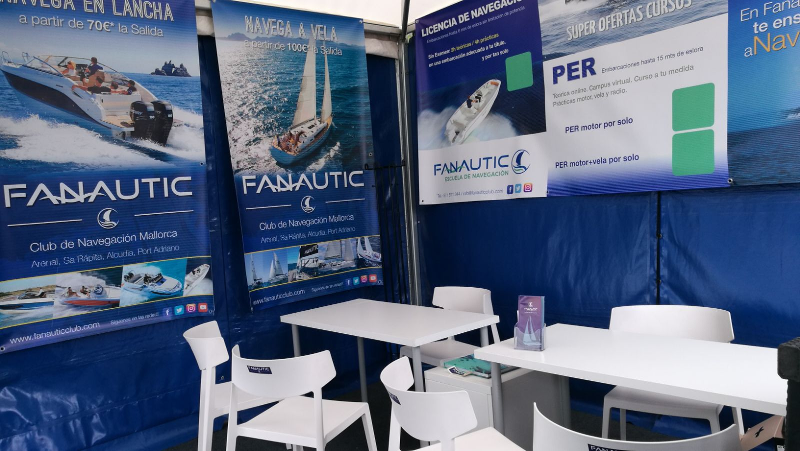 35TH PALMA INTERNATIONAL BOAT SHOW- Fanautic